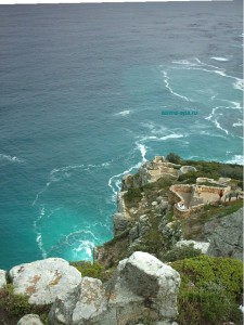 point-south-africa